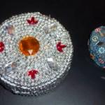 manualidad hacer cofre de joyas papel reciclado 1